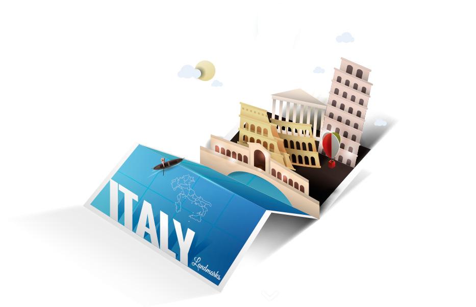 L'Italia è un paese meraviglioso per studiare